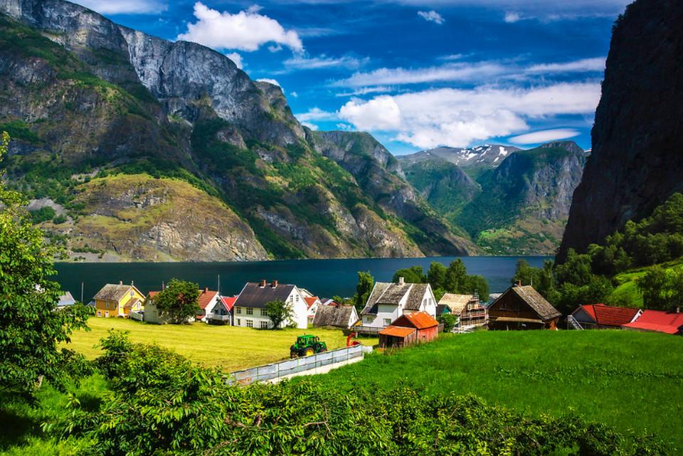 Унгдаль, Норвегия